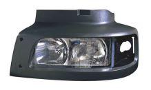 Hlavní světlomet Renault Midlum, levý
