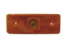 Poziční světlo oranžové žárovkové, MB Actros