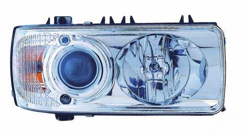 Hlavní světlomet DAF xenon pravý