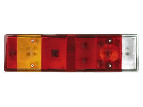 Koncový světlomet MAN/DAF/RVI - konektor z boku, levý