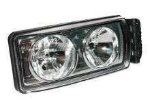 Hlavný svetlomet Iveco Stralis / Eurocargo od 2007 bez motorkom, pravý