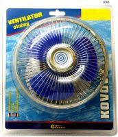 ventilátor 24V 17cm