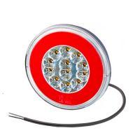 Kulatý couvací LED světlomet Luminex