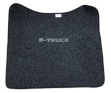 Stredový koberec MB Actros MPII, sivý