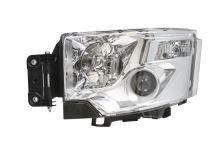 Hlavní světlomet Renault T, levý