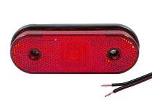 Poziční světlo LED Uni-Point, červené