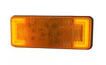 Poziční světlo Horpol LKD 2485, oranžové s blikačem