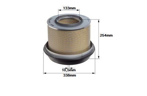 Vzduchový filtr HENGST E275L
