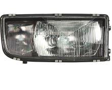 Hlavní světlomet H4 pravý bez motorku Actros I/Axor I