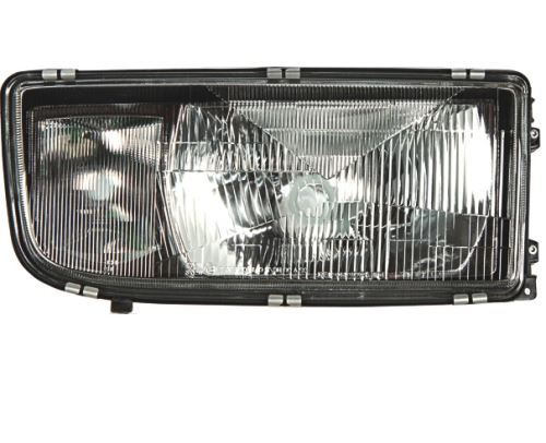 Hlavní světlomet H4 pravý s motorkem Actros I/Axor I