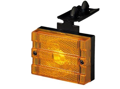 Pozičné svetlo so svorkou Kögel oranž.