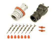 Konektor zásuvky D 11 mm 90°