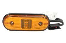 Vložka pozičného svetla Unipoint s káblom 50cm, oranžová