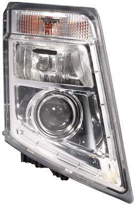Hlavní světlomet Volvo FH3 bez motůrku, pravý