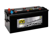 Autobaterie ZAP 230Ah 12V 1200A