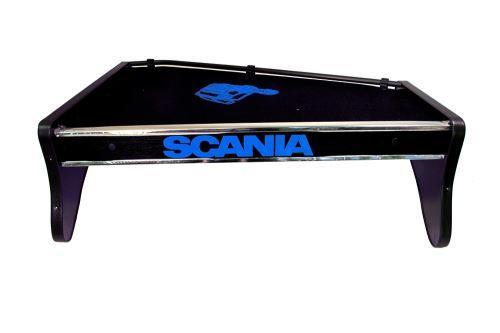 Polička středová Scania R do 2009, modrá