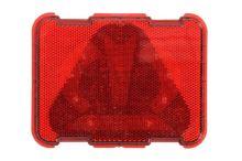 LED světelný panel pro koncové světlo KRONE s logem