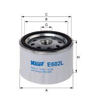 Vzduchový filter turba Iveco Stralis