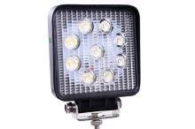 Pracovní světlomet, 9 LED