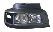 Hlavní světlomet Renault Midlum, pravý