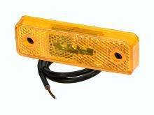Poziční světlo Proplast LED, oranžové