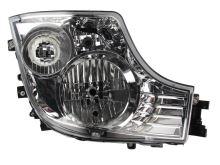 Hlavní světlomet MB Actros MP4, pravý