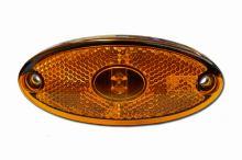 Pozičné svetlo Flatpoint II oranžovej