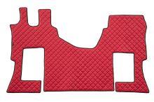 Kožené koberce MB Actros MP4 automat, vzduchové sedačky, červené
