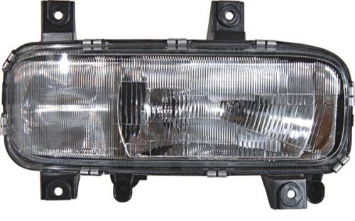 Hlavní světlomet MB Atego do 2004 H4 + H1 bez el. motůrku, pravý