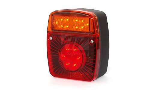 Koncový světlomet LED obdélníkový