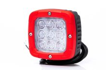 Pracovný svetlomet Fristom FT-361 LED ALU, 100x100