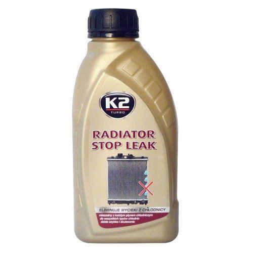 Prípravok na utesnenie chladiča K2. 400 ml
