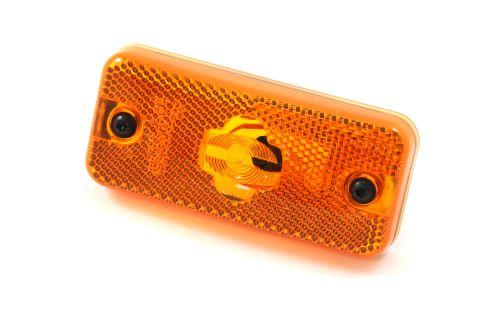 Poziční světlo Iveco Stralis oranžové, LED