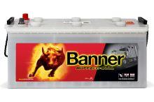 Autobaterie Banner HD 12V 180Ah