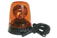 Maják magnetický 12 / 24V oranžový