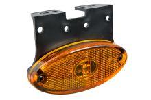 Poziční světlo LED Flatpoint II s držákem
