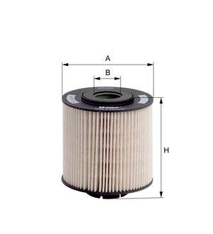 Palivový filtr MANN PU1046/1X