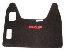 Středový koberec DAF XF95, manual, červený