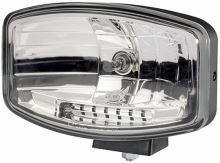Prídavné diaľkové svetlo Hella Jumbo 320 FF LED