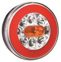 Svetlo zadné združené Fristom FT-110 LED guľaté
