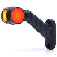Obrysové svetlo plošná LED, ľavé