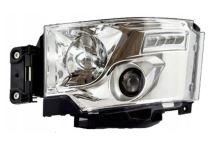 Hlavní světlomet Renault T, LED denní svícení, levý