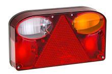 Koncový světlomet pro vozík žárovka, pravý