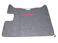 Stredový koberec DAF XF105 / 106, manual, sivý