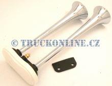 Fanfára vzduchová dvojitá 345/305mm