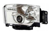 Hlavní světlomet Renault T, LED denní svícení, pravý