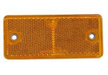 Odrazka skrutkovacie oranžová