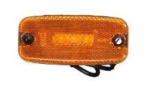 Pozičné svetlo LED oranžovej