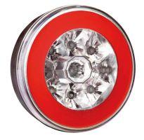 Hmlový LED svetlomet Fristom FT-111, okrúhly