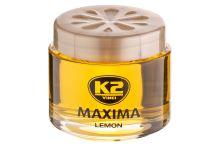 K2 Maxima gélový osviežovač vzduchu - lemon